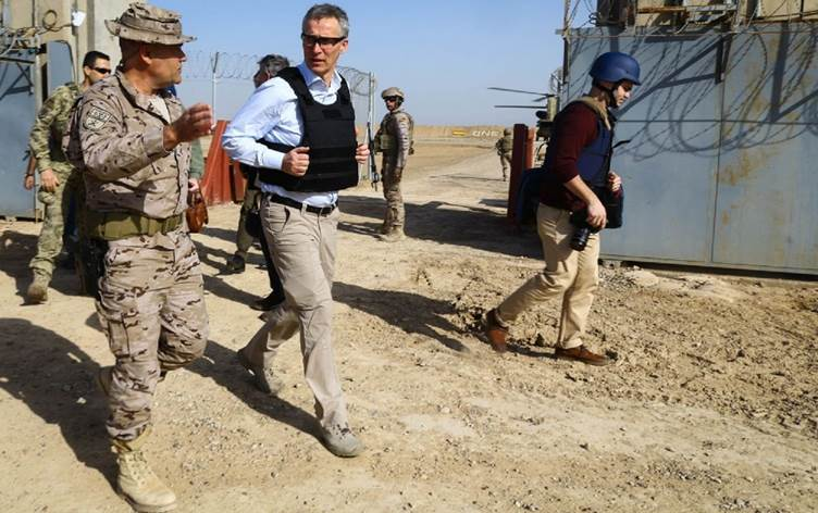 Photo of NATO to expand training mission in Iraq