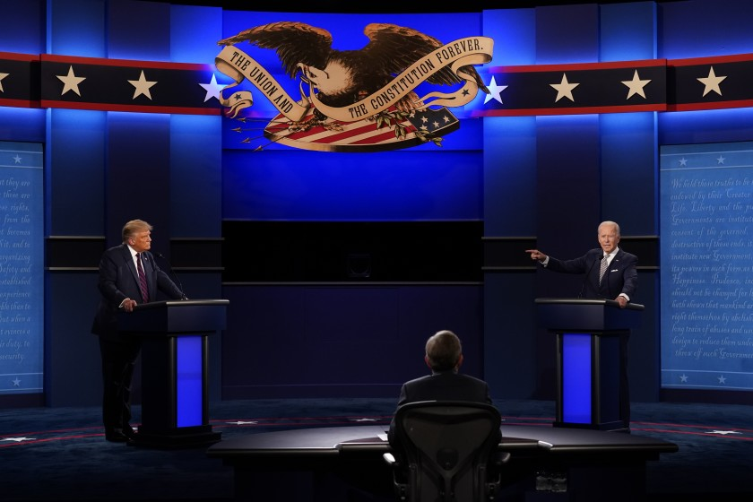 Photo of Everything about final presidential debate between Trump and Biden