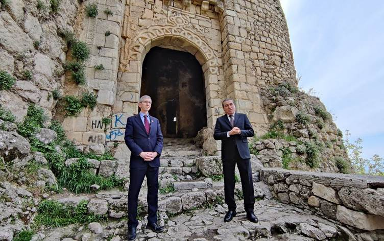 Photo of US funds $500,000 renovation of Duhok archaeological site