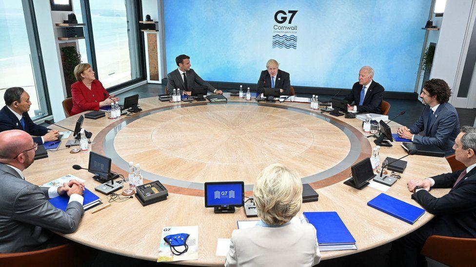 Photo of China slams G7 'manipulation' after Xinjiang, Hong Kong criticism