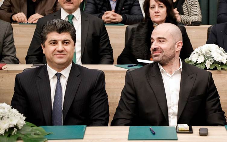 Photo of Lahur Talabany hands over all powers to Bafel Talabani: party memo