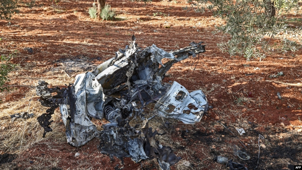 Photo of US Strike Targets al-Qaida in Syria