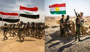 Photo of Iraq-Peshmerga joint brigade delayed until after election