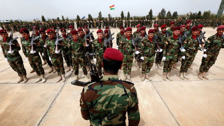 Photo of A Peshmerga official warns of a low voter turnout