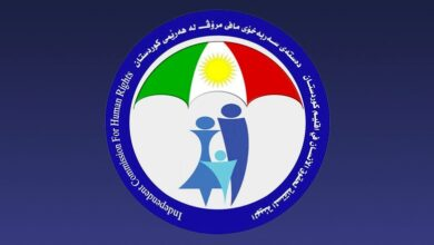 Photo of دهستهی مافی مرۆڤ لەبارەی بەشداری ئافرهتان لهكایهی سیاسی و حوكمڕانی کوردستاندا راگەیەنراوێك بڵاودەكاتەوە