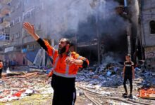 Photo of توندوتیژییهكانی فهلهستین بهردهوامن…218 كهس كوژراون